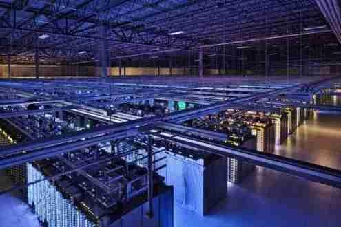 AMS 14 Data Center Netherlands