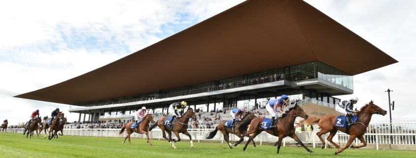 The Curragh Racecourse Lightning Protection