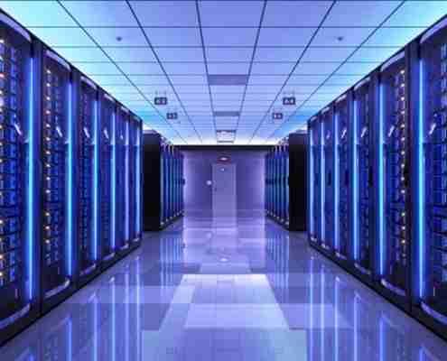 ERSBO GVX01 Data Center Sweden