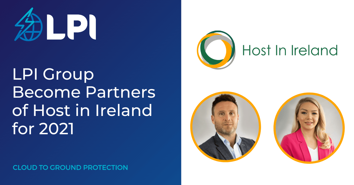 LPI Group Become Partners of Host in Ireland for 2021