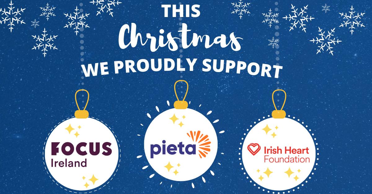 Lightning Protection Ireland Proudly Support Focus Ireland, Irish Heart Foundation and Pieta