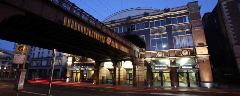 LPI Group Pearse Street Train Station